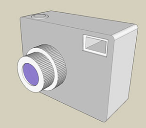 quick camera sketchup