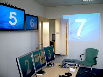 7 screens