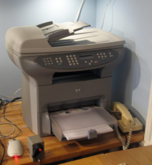 HP Officejet 3330