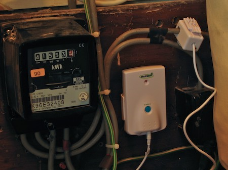 Electrisave sensor