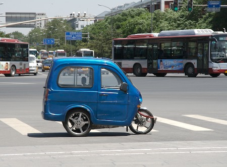 Beijing three-wheeler