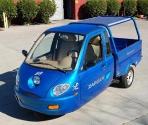 Xebra solar truck