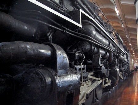 Allegheny locomotive, Henry Ford museum