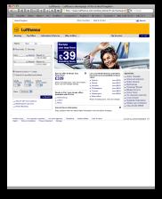 Lufthansa capture