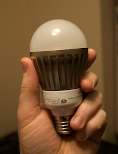 Zetalux 7W light bulb